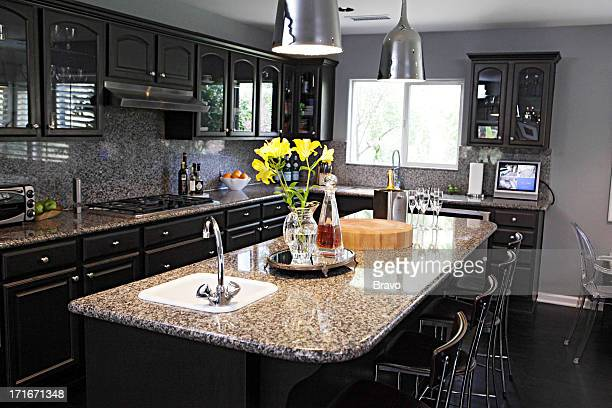 """Jillian Gets Fired"""" Episode 203 -- Pictured: Kitchen --"""