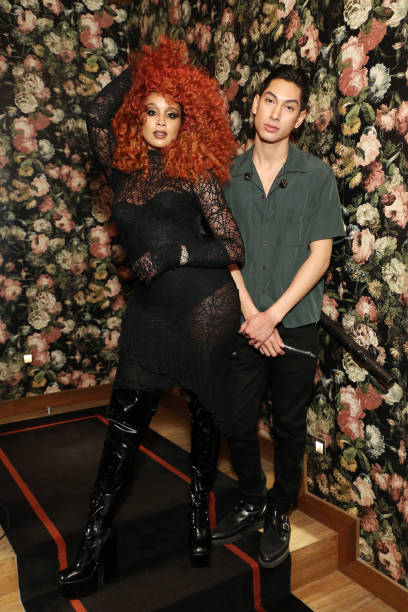 NY: Saks Fifth Avenue Hosts A Special Performance By Lion Babe At Le Chalet At L'Avenue At Saks