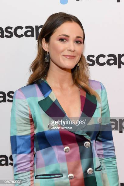 Jillian Jacqueline attends the 56th Annual ASCAP Country Music Awards on November 12 2018 in Nashville Tennessee