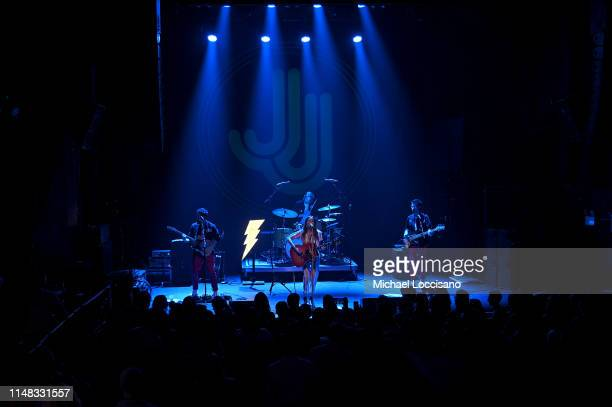 Jillian Jacqueline performs at the Gramercy Theatre on May 10 2019 in New York City