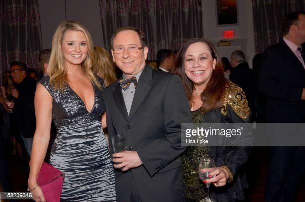 Jillian Mele Glenn Schwartz and Phyllis Fine attend Philadelphia Style Magazine Holiday Issue cover event hosted by Josie Maran on December 11 2012...