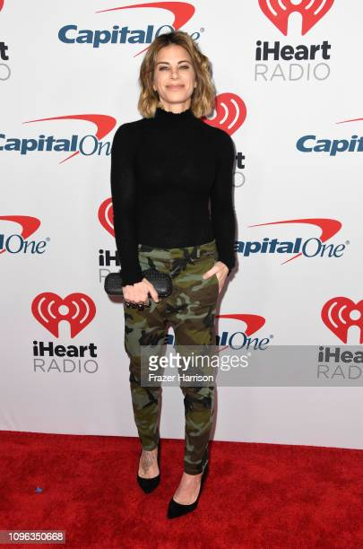Jillian Michaels attend the iHeartRadio Podcast Awards Presented By Capital One at iHeartRadio Theater on January 18 2019 in Burbank California
