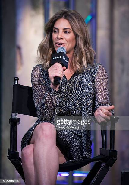 The Build Series Presents Jillian Michaels Discussing Her