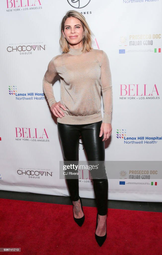 Jillian Michaels attends the Bella New York's Influencer Cover Party at Mr. Jones on March 22, 2018 in New York City.