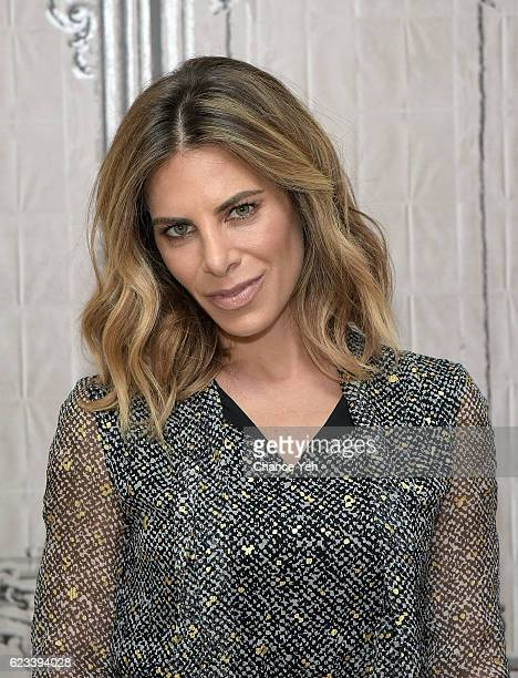 Jillian Michaels attends The Build Series to discuss her book 'Yeah Baby' at AOL HQ on November 15 2016 in New York City
