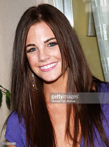Jillian Murray during Fashion Party for Alan Del Rosario August 24 2006 at Linda McNair Boutique in West Hollywood California United States