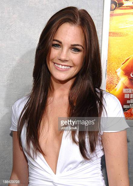 Jillian Murray during 'Step Up' Los Angeles Premiere Red Carpet at The Arclight in Hollywood California United States