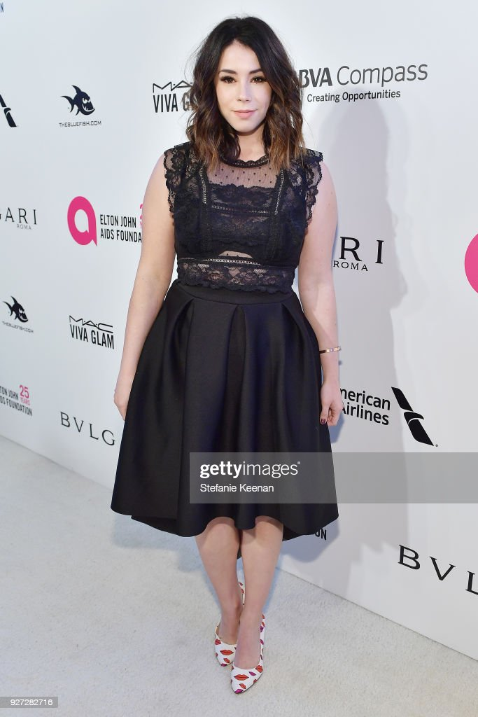 26th Annual Elton John AIDS Foundation Academy Awards Viewing Party sponsored by Bulgari, celebrating EJAF and the 90th Academy Awards - Red Carpet