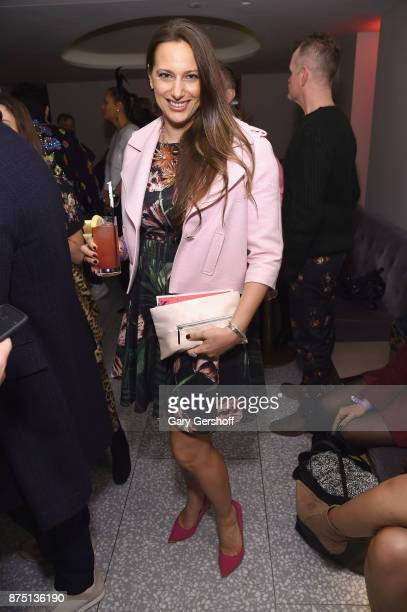 Jillian Sage attends Housing Works' Fashion for Action 2017 charity event at Fred's at Barney's on November 16 2017 in New York City