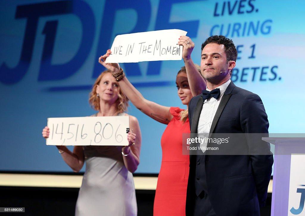 JDRF Imagine Gala 2016 : News Photo