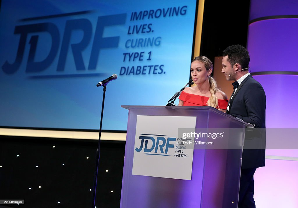 JDRF Imagine Gala 2016 : News Photo