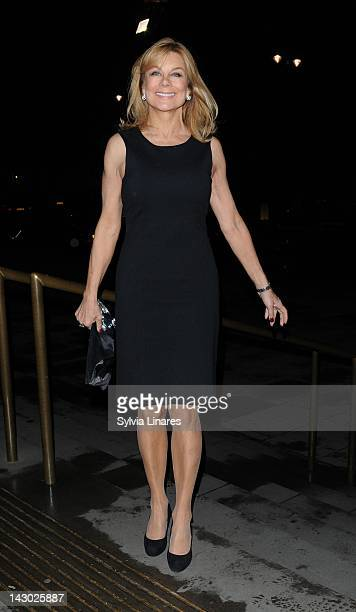 Jilly Johnson attends Jonathan Shalit's 50th birthday party held at The VA on April 17 2012 in London England