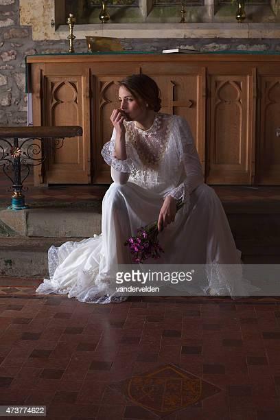 Jilted novia