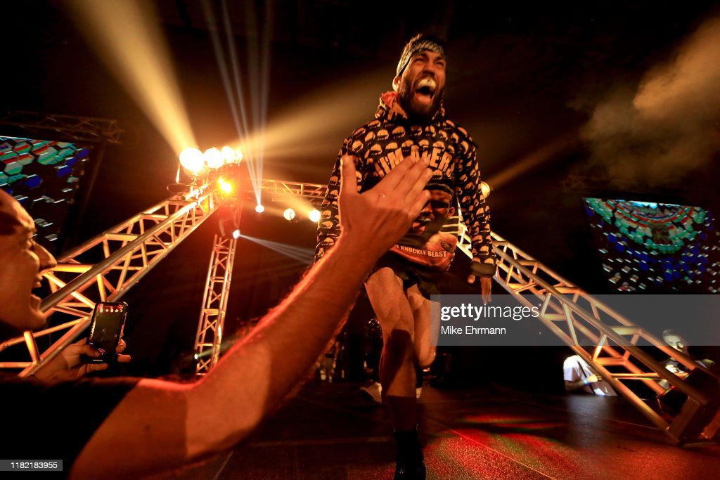 Bare Knuckle Fighting Championship 8 : News Photo