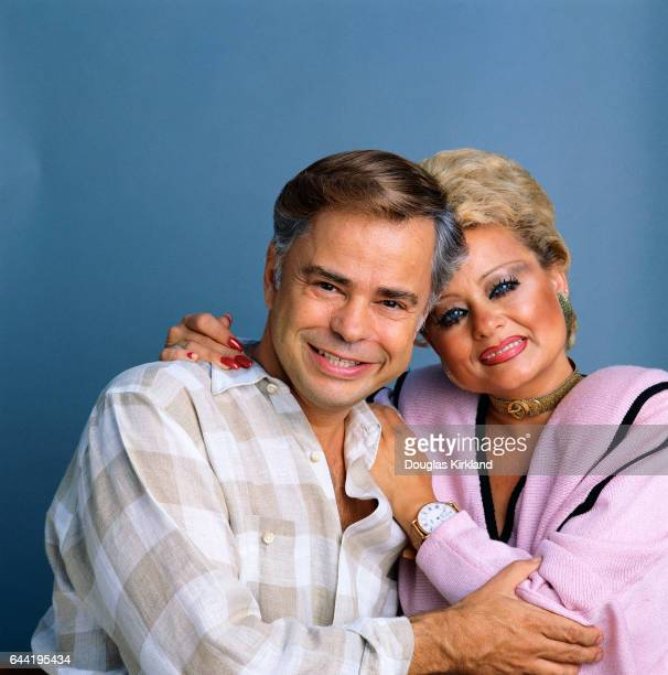 Jim and Tammy Faye Bakker
