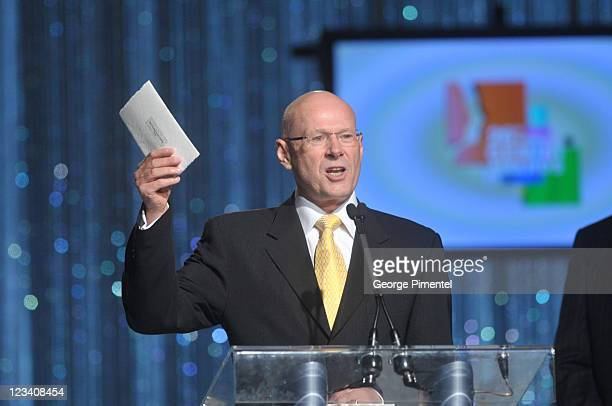 Jim Bannon attends the 26th Annual Gemini Awards - Industry Gala at the Metro Toronto Convention Centre on August 30, 2011 in Toronto, Canada.