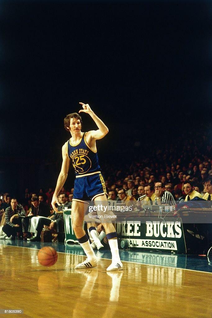 Golden State Warriors vs. Milwaukee Bucks : Nieuwsfoto's