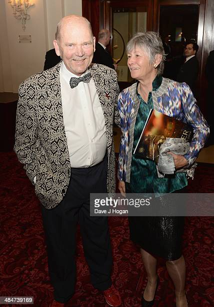 Jim Beach attends the Laurence Olivier Awards after party at The Royal Opera House on April 13 2014 in London England