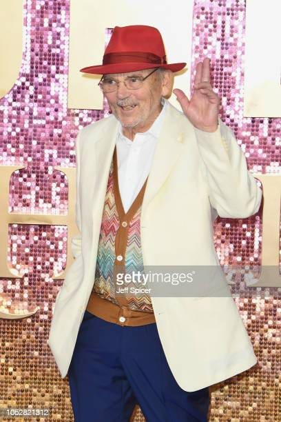 Jim Beach attends the World Premiere of 'Bohemian Rhapsody' at SSE Arena Wembley on October 23 2018 in London England