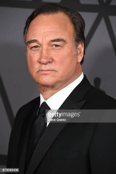 Jim Belushi arrives at the Academy Of Motion Picture Arts And Sciences' 9th Annual Governors Awards at The Ray Dolby Ballroom at Hollywood Highland...