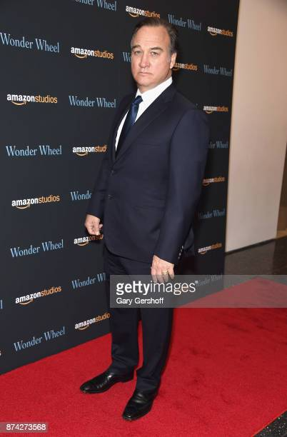 Jim Belushi attends the 'Wonder Wheel' New York screening at the Museum of Modern Art on November 14 2017 in New York City