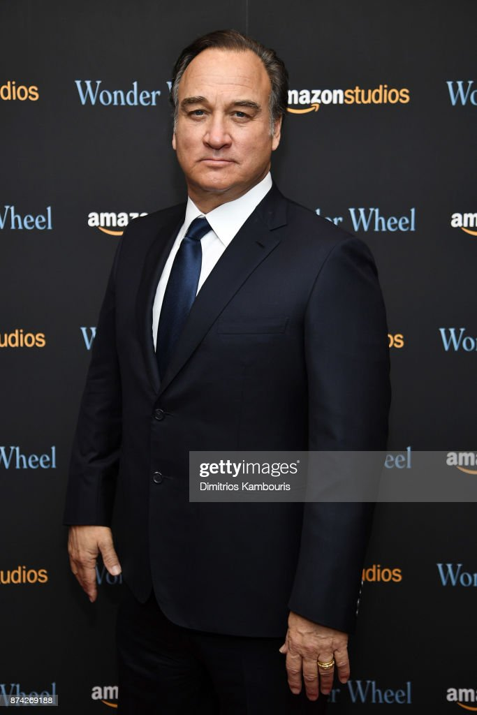 Jim Belushi attends the 'Wonder Wheel' screening at Museum of Modern Art on November 14, 2017 in New York City.