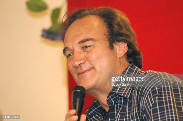 Jim Belushi during Jim Belushi Signs His New Book Real Men Don't Apologize at Book Ends in Ridgewood May 15 2006 at Book Ends in Ridgewood New Jersey...