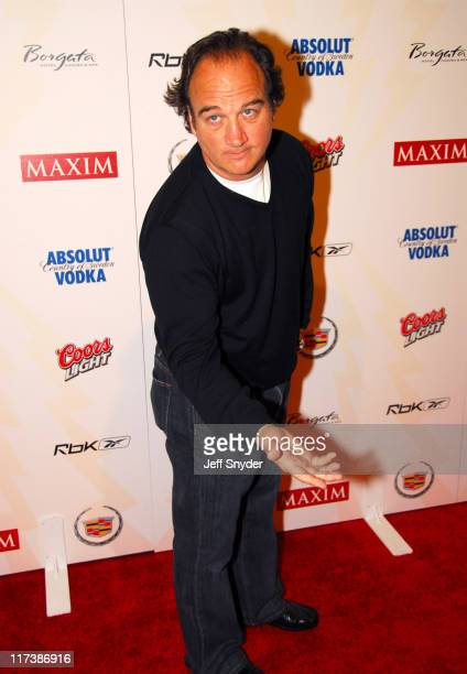 Jim Belushi during Super Bowl XL Maxim Rocks Detroit With a Rock City Opera at Max M Fisher Music Center in Detroit Michigan United States