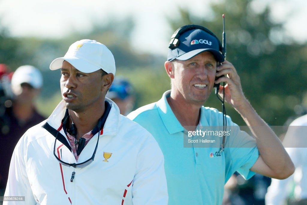 Presidents Cup - Round Two : News Photo