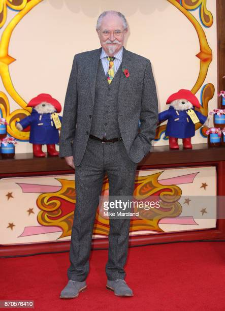 Jim Broadbent attends the 'Paddington 2' premeire at BFI Southbank on November 5 2017 in London England