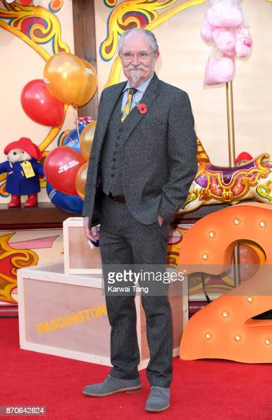 Jim Broadbent attends the 'Paddington 2' premiere at BFI Southbank on November 5 2017 in London England