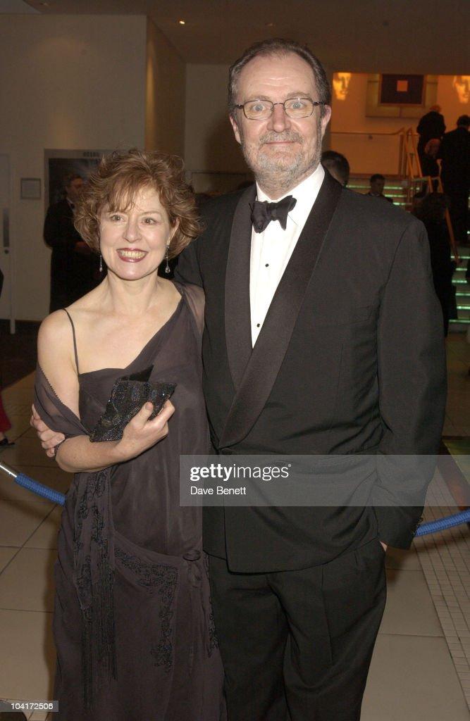 Jim Broadbent, The Orange British Academy Film Awards 2003 (bafta), At The Odeon Leicester Square, London