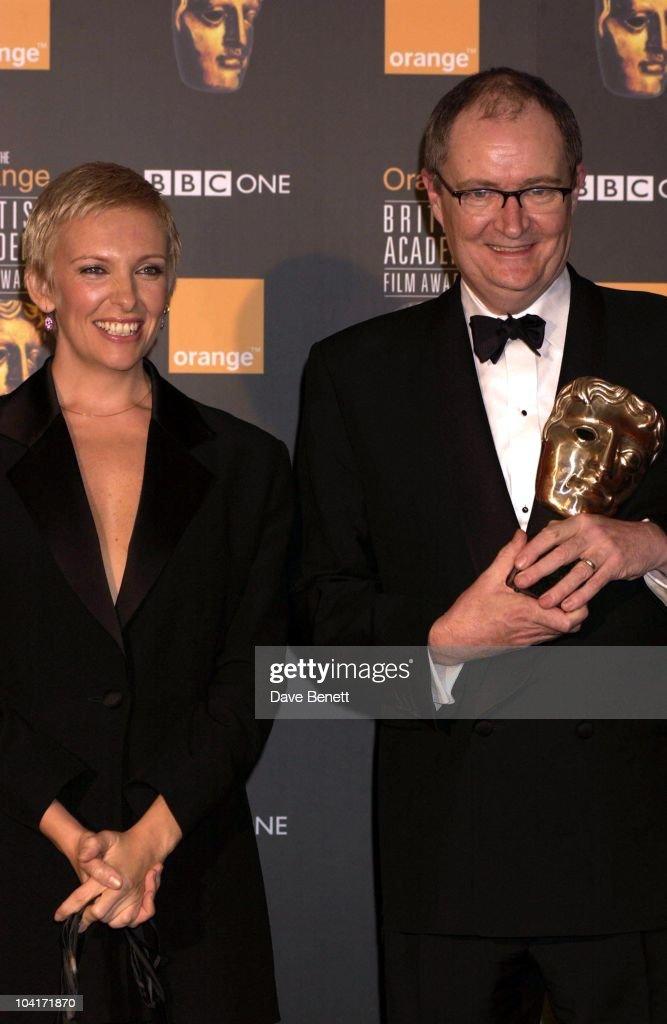 Jim Broadbent & Toni Collete, The Orange British Academy Film Awards (bafta) 2002, At The Odeon, Leicester Square, London
