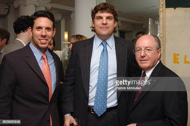 Jim Brodsky Robert Ireland and John Crawford attend BENTLEY hosts The East Side House Settlement Kick Off Party for The Opening Night of The 2006 New...