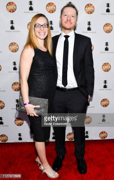 Jim Bryson attends the 46th Annual Annie Awards at Royce Hall UCLA on February 02 2019 in Westwood California