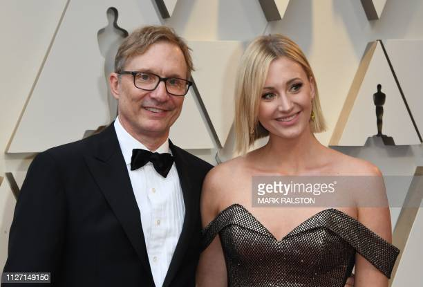 Jim Burke arrives for the 91st Annual Academy Awards at the Dolby Theatre in Hollywood California on February 24 2019