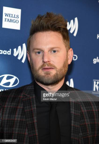 Jim Burke attends the 30th Annual GLAAD Media Awards Los Angeles at The Beverly Hilton Hotel on March 28 2019 in Beverly Hills California