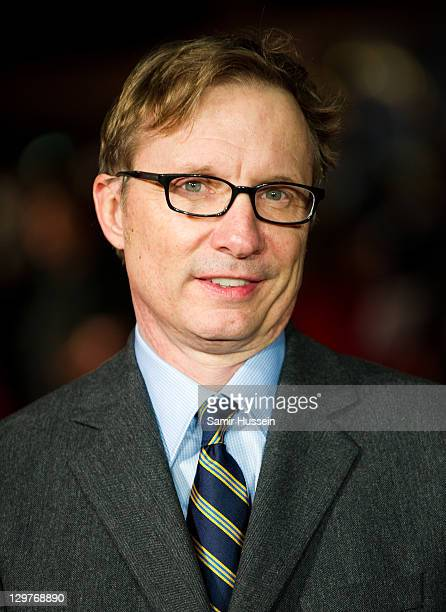 Jim Burke attends The Descendants premiere during the 55th BFI London Film Festival at Odeon Leicester Square on October 20 2011 in London England