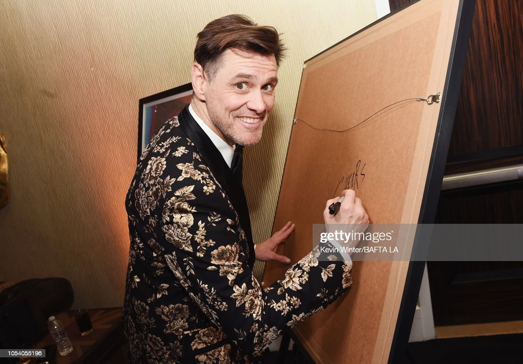 2018 British Academy Britannia Awards presented by Jaguar Land Rover and American Airlines - Portrait Room : ニュース写真