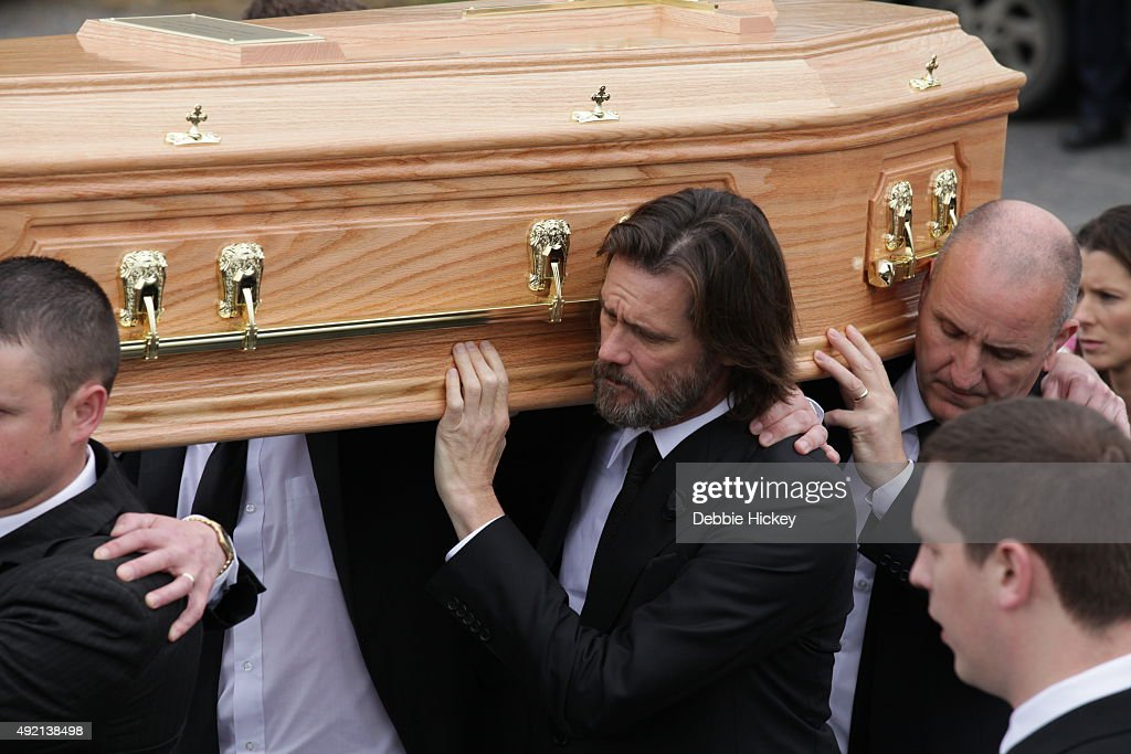 The Funeral of Cathriona White : News Photo