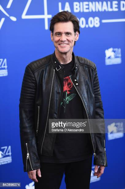 Jim Carrey attends the 'Jim Andy The Great Beyond The Story Of Jim Carey Andy Kaufman With A Very Special Contractually Obligated Mention Of Tony...