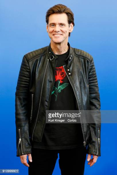 Jim Carrey attends the 'Jim Andy The Great Beyond The Story Of Jim Carrey Andy Kaufman With A Very Special Contractually Obligated Mention Of Tony...
