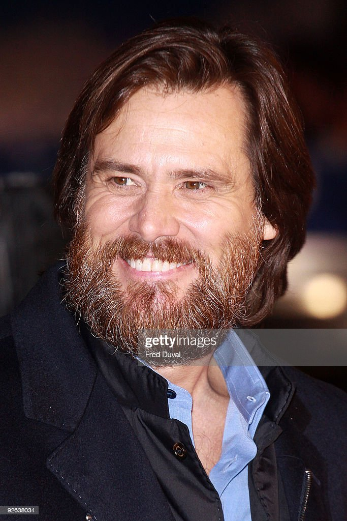 Jim Carrey Christmas Carol.Jim Carrey Attends The World Premiere Of A Christmas Carol