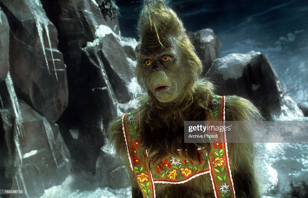 jim carrey in a scene from the film how the grinch stole christmas 2000 - The Grinch Stole Christmas Full Movie