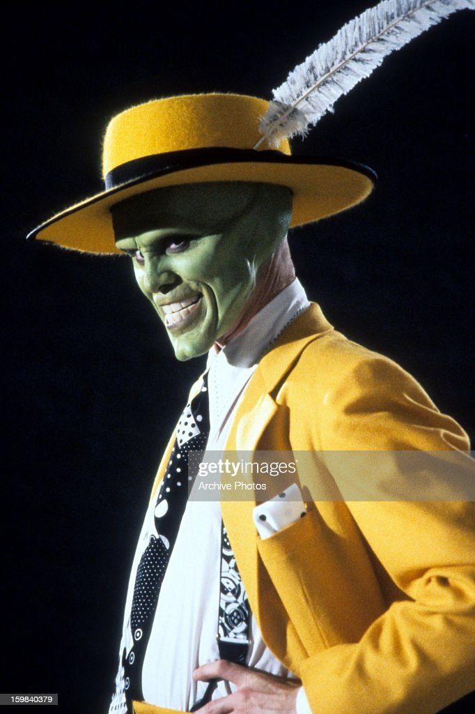 Jim Carrey Publicity Portrait For The Film The Mask 1994 News Photo Getty Images