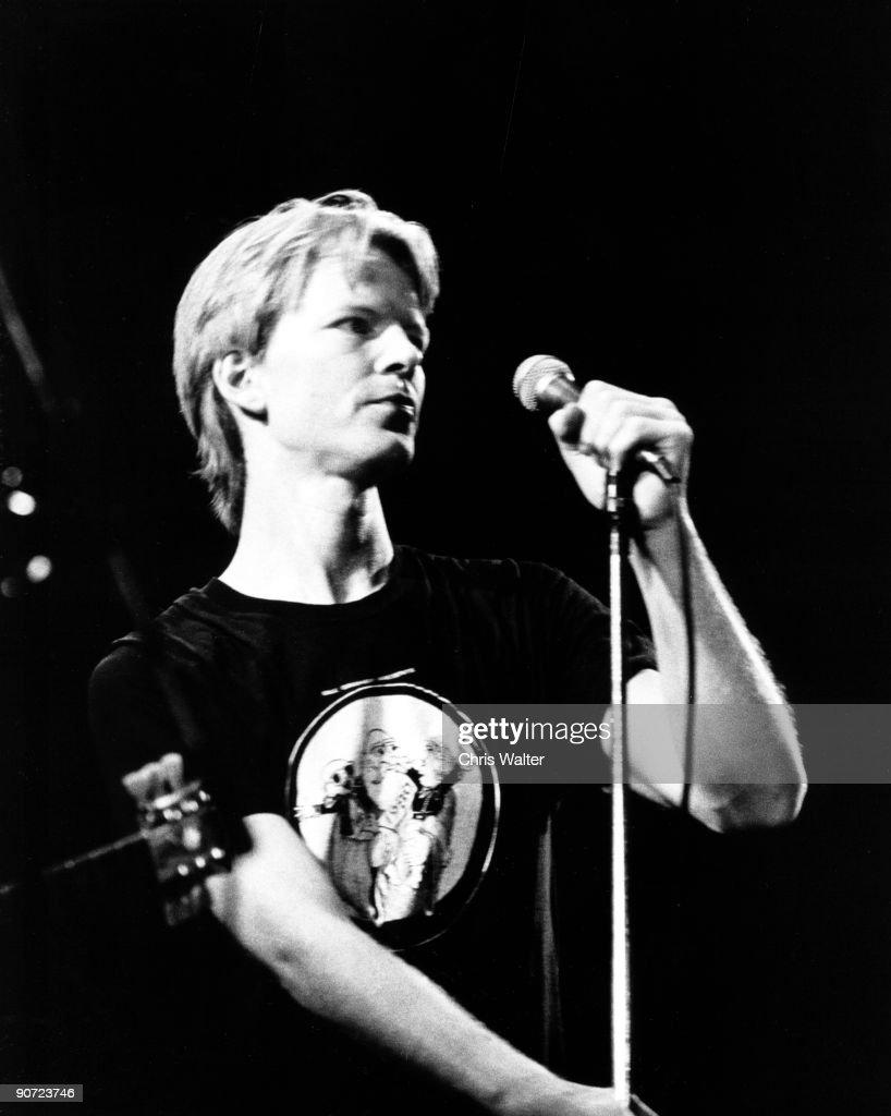 Jim Carroll 1981