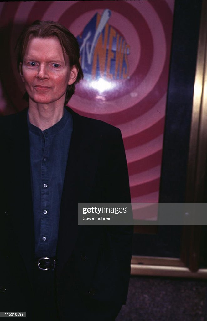Jim Carroll during The 12th Annual MTV Video Music Awards at Radio City Music Hall in New York City, New York, United States.