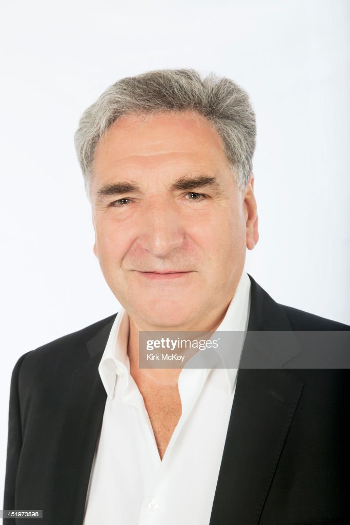 Jim Carter is photographed for Los Angeles Times on August 25, 2014 in Los Angeles, California. PUBLISHED IMAGE.