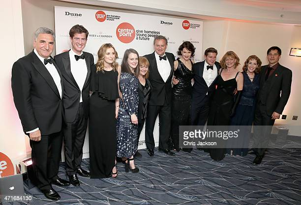 Jim Carter Matt Barber Laura Carmichael Sophie McShera Lesley Nicol Hugh Bonneville Elizabeth McGovern Allen Leech Samantha Bond Phyllis Logan and...