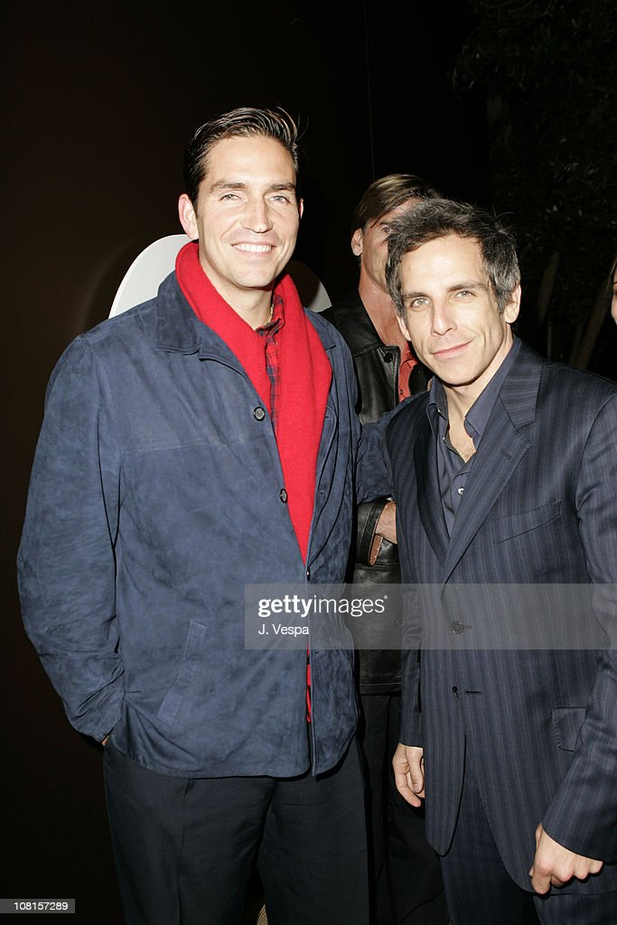 GQ Magazine Celebrates its 2004 Men of the Year - After Party : News Photo